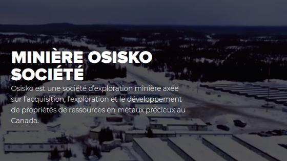 Osisko annonce l'approbation du TSX pour le renouvellement de son offre publique de rachat dans le cours normal des activités