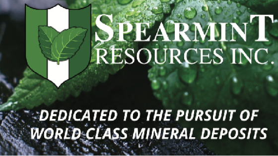 Spearmint Significantly Increases its Acreage Around Amex Exploration Inc (AMX.v) In Quebec  by   Almost 400%  To Approximately 10,000 acres